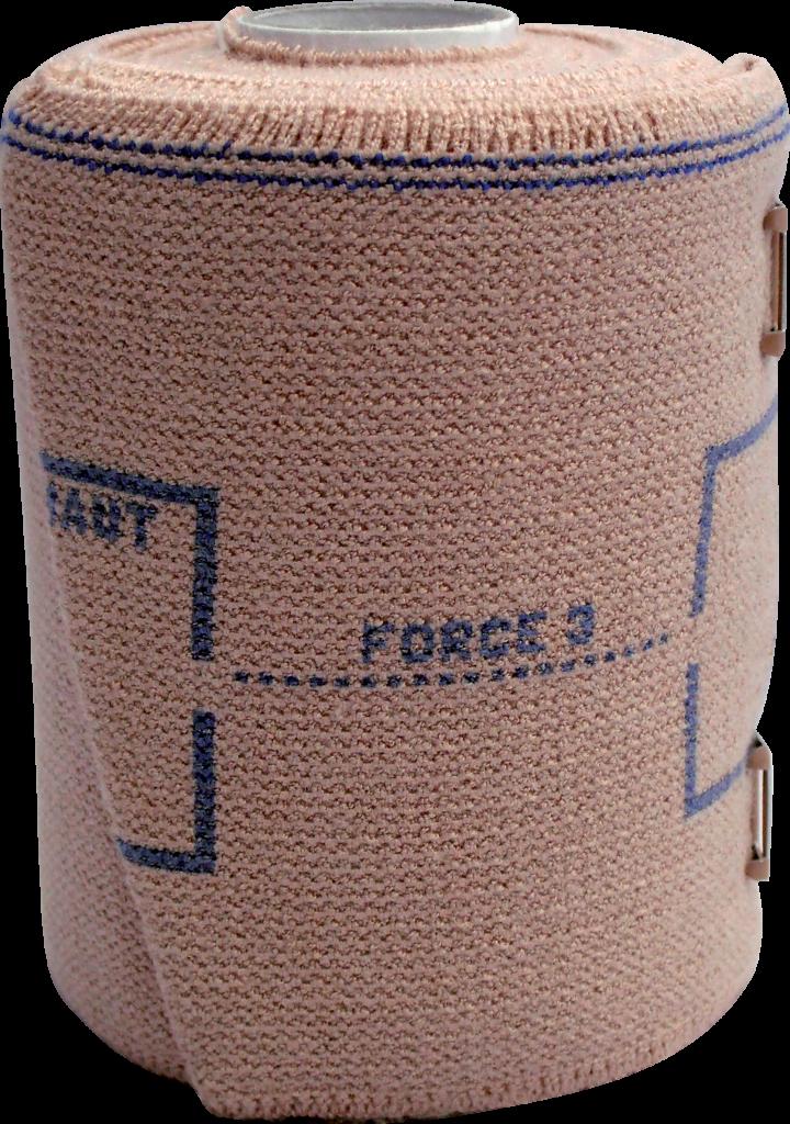Bande de compression Biflex 17 + Etalonnée Forte