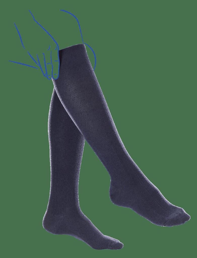 Chaussettes de contention Venoflex Fast Coton classe 3